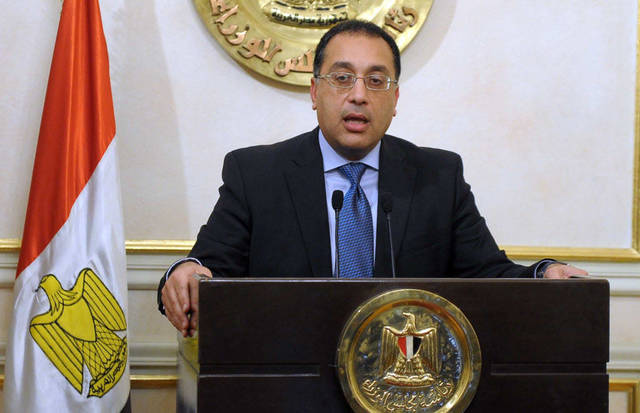 مصطفى مدبولي وزير الإسكان والمرافق والمجتمعات العمرانية