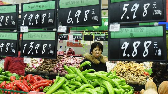 China inflation ends 2018 with slowest rate in 6M