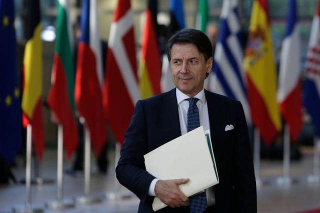 Italy's PM to form new left-wing coalition government