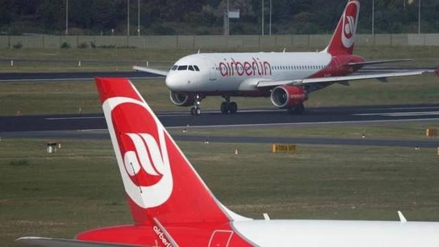 دائنو إير برلين قرروا مقاضاة الشركة الأم السابقة الاتحاد للطيران