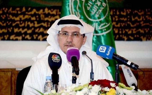 محافظ البنك المركزي السعودي أحمد بن عبد الكريم الخليفي - أرشيفية