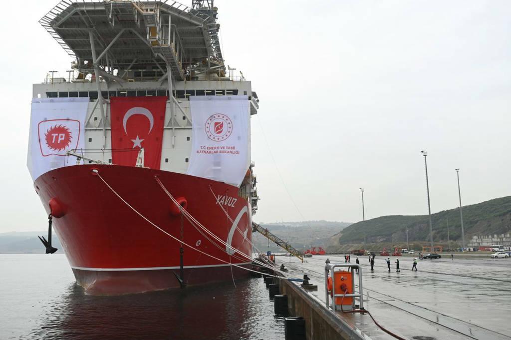 """""""الاتحاد الأوروبي""""يقر تدابير عقابية ضد تركيا بسبب التنقيب قبالة قبرص"""