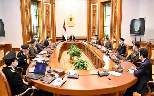 الرئيس السيسي يطلع على تطوير منشآت وزارة الداخلية على مستوى الجمهورية