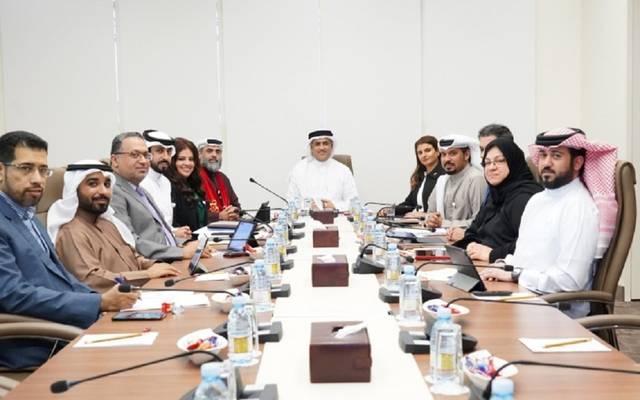 لجنة الخدمات بمجلس النواب خلال مباحثات اليوم
