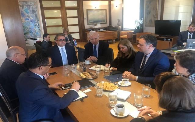مصر واليونان تناقشان الشكل النهائي لاتفاقية محاربة الاتجار في الآثار