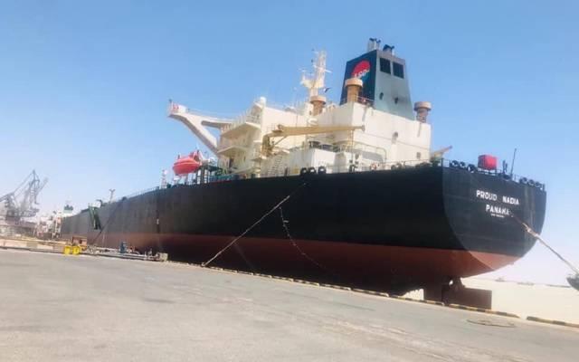 رصيف بحري بالعراق ميناء