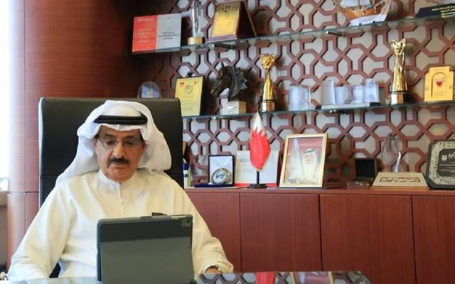 الشيخ سلمان بن عبدالله آل خليفة - رئيس جهاز المساحة والتسجيل العقاري