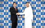 """محمد الهواري، عضو مجلس الإدارة التنفيذي لـ""""تكافل الإمارات"""" - دومينيك دوكرتي، رئيس مجلس إدارة شركة بايوس"""
