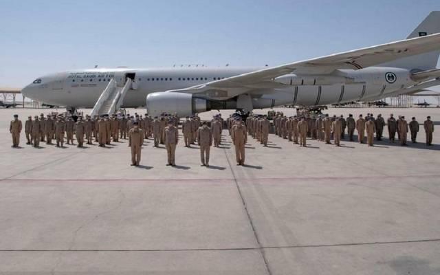 """قوات جوية سعودية تصل إلى الإمارات للمشاركة في تمرين """"علم الصحراء"""" العسكري"""
