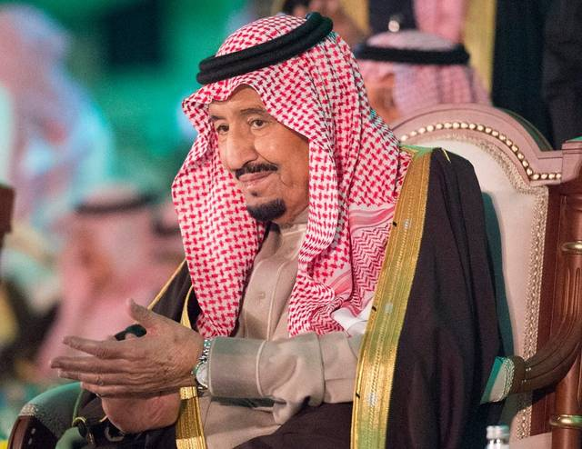 بالصور.. الملك سلمان يبدأ زيارته لمنطقة تبوك