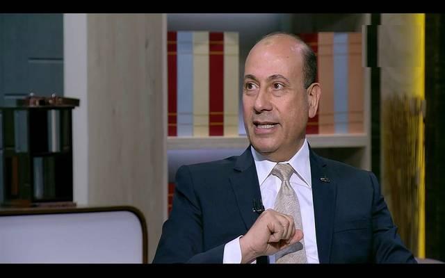 محمود نصار رئيس الجهاز المركزي للتعمير