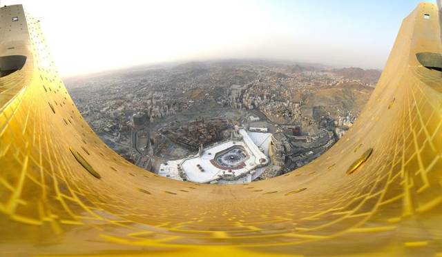 The Holy City of Makkah