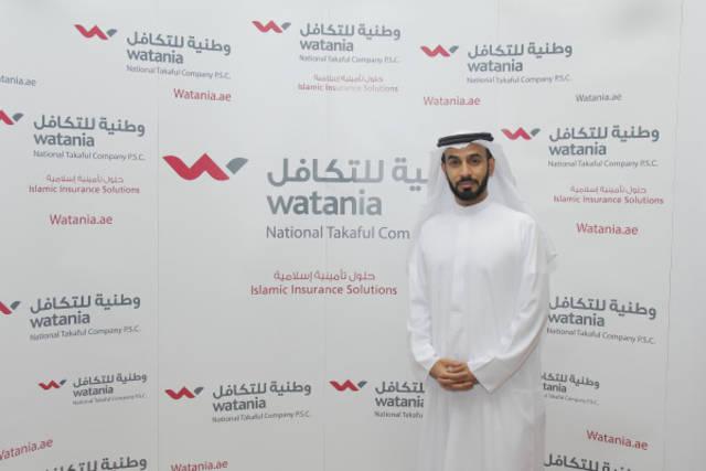 علي الظاهري، رئيس مجلس إدارة شركة الوطنية للتكافل