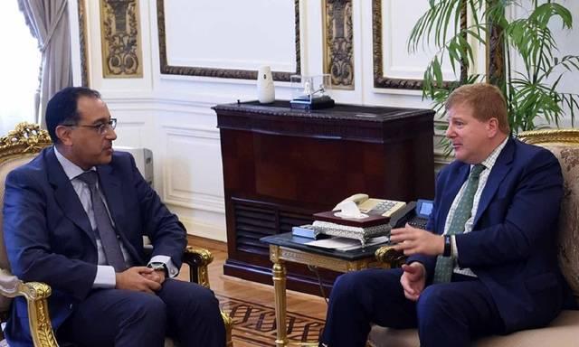 مدبولي يبحث تعزيز التعاون الاقتصادي مع غرفة التجارة الأمريكية