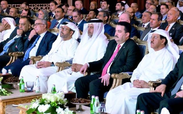 الاجتماع المشترك بين العراق والإمارات