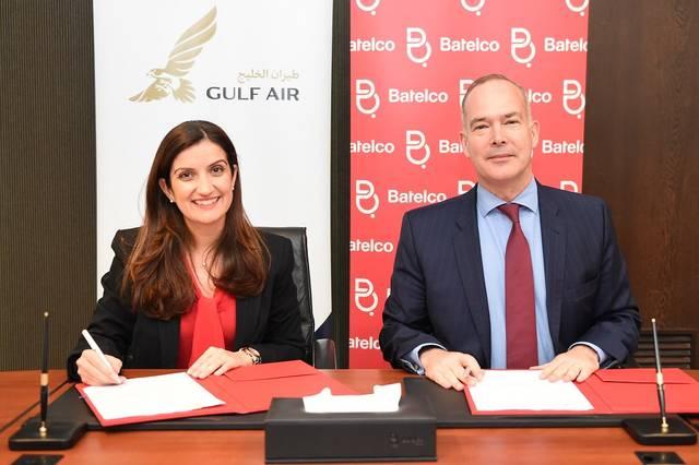 Batelco, Gulf Air renew partnership agreement for 3 years