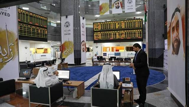 The market cap value decreased by around AED 6.9 billion