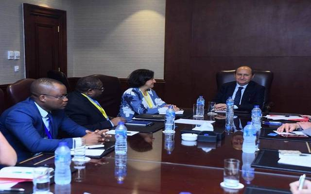 The minister's remarks were during a meeting with representatives from the United Nations Economic Commission