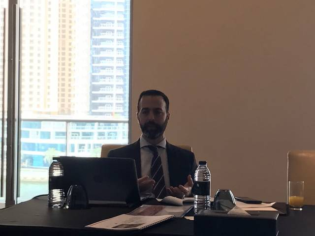 استراتيجية شركة أجيليتي في منطقة الخليج ستركز في الوقت الحالي على زيادة حجم الأصول والنمو العضوي