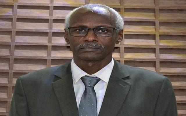 ياسر عباس وزير الري والموارد المائية السوداني