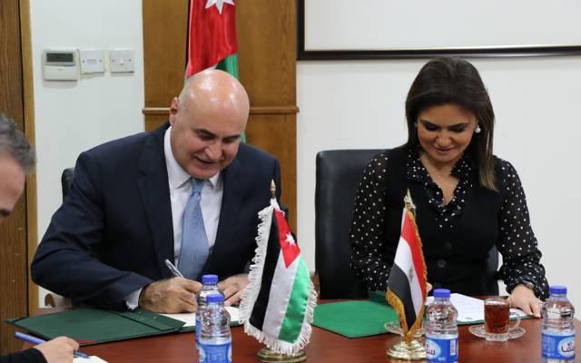 مصر والأردن توقعان اتفاقاً لإنشاء مجلس تنسيقي للتعاون الاستثماري