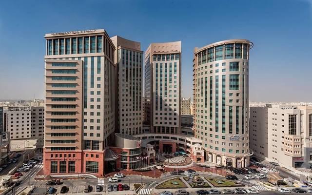 مقر مجموعة بروة العقارية في قطر