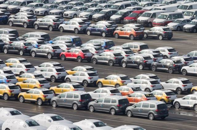 European Union's car market may see weak growth in 2020