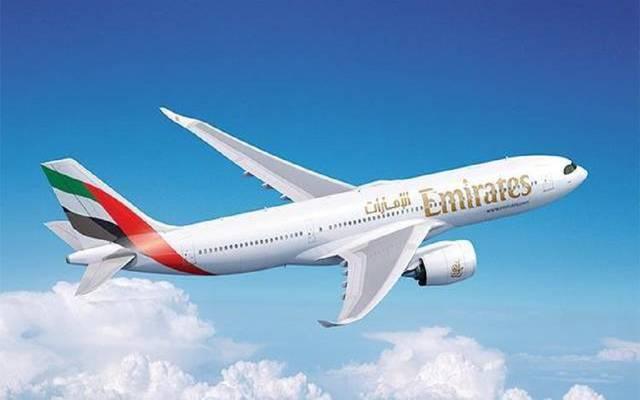 إحدى طائرات الإمارات
