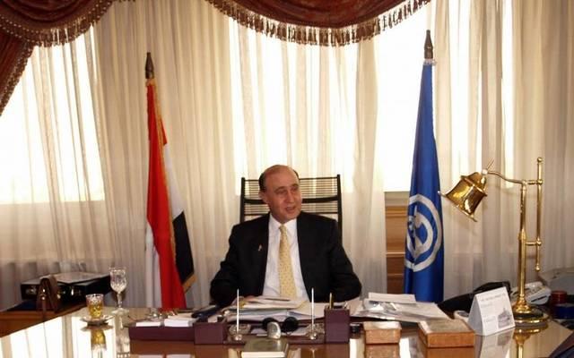 الفريق مهاب مميش رئيس الهيئة