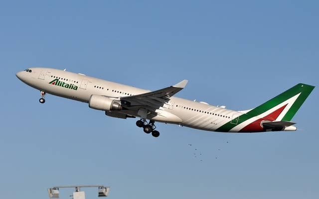 """شركة الخطوط الجوية """"ألیطالیا"""""""