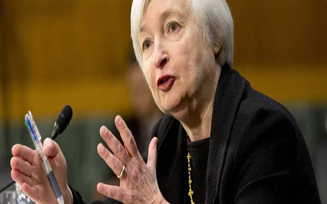 """اللجنة المالية بمجلس الشيوخ تؤيد تعيين """"جانيت يلين""""وزيرة للخزانة الأمريكية"""