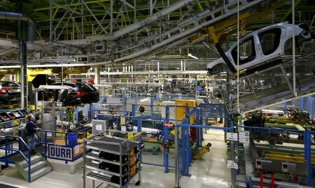 German factory orders rise for third consecutive month in October