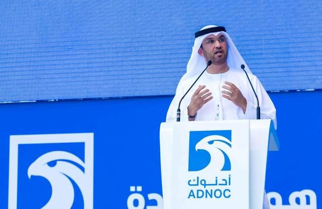 سلطان أحمد الجابر الرئيس التنفيذي لأدنوك