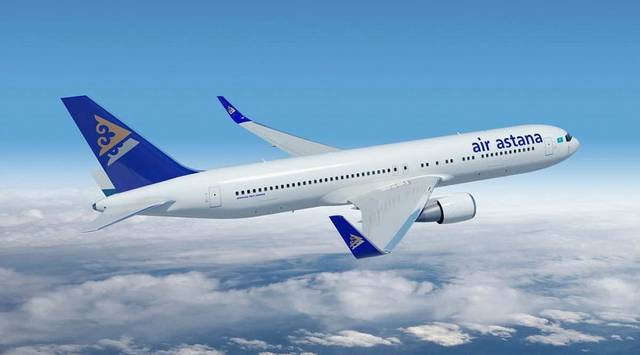 Boeing, Air Astana ink deal for Boeing 737-MAX  8 airplanes