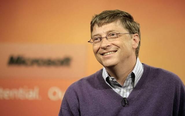 """""""بيل جيتس"""" رئيس شركة """"مايكروسوفت"""""""