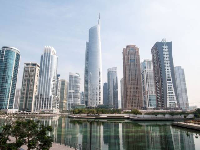 قطاع الإعمال في الإمارات