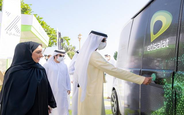 دشين مشروع المركبة ذاتية القيادة في عجمان