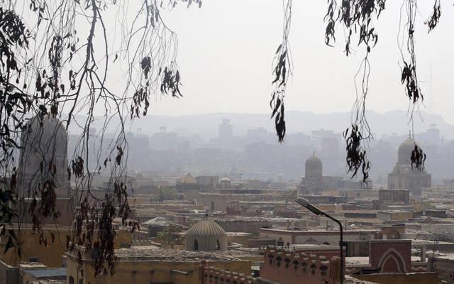 أحد المناطق العشوائية في مصر - أرشيفية