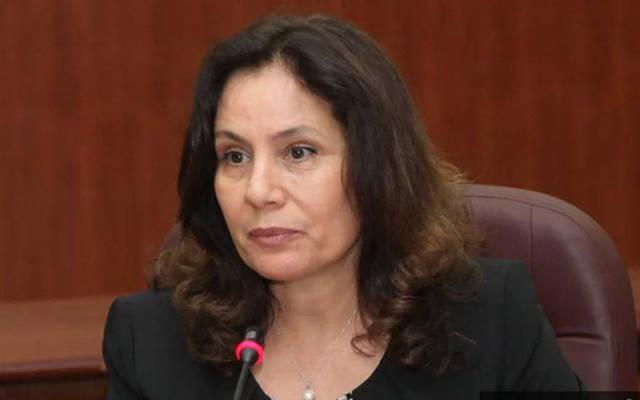 وزيرة الطاقة والثروة المعدنية هالة زواتي