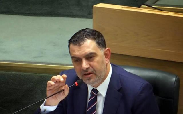وزير العمل الأردني نضال البطاينة