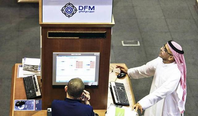 DFM gains AED 610m on Thursday