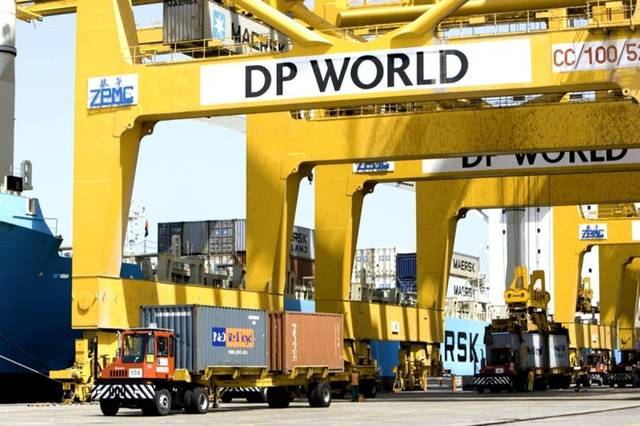 DP World seeks to connect all its 82 container terminals with TradeLens