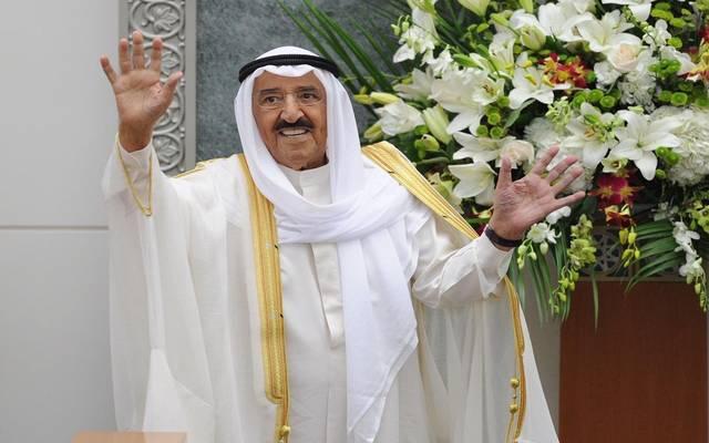أمير البلاد صباح الأحمد الصباح