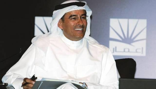 محمد العبار مؤسس شركة إعمار العقارية