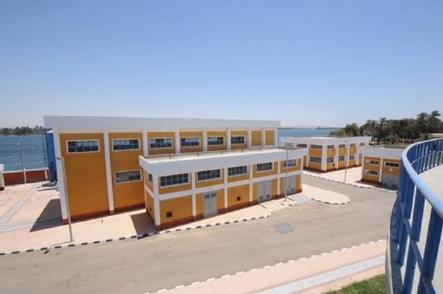 الإسكان تعلن التشغيل التجريبي لتوسعات محطة مياه دمياط الجديدة
