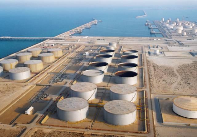 ميناء الملك فهد الصناعي