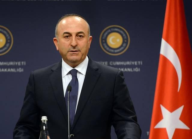 وزير الخارجية التركي: سنبلغ جميع الأطراف بالهجوم في سوريا