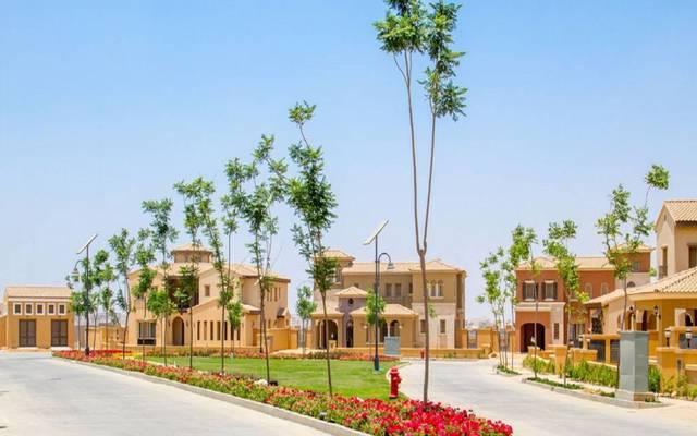 أحد مشروعات إعمار مصر- الصورة من موقع الشركة