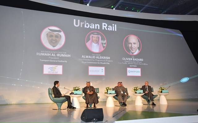 خلال مشاركة نائب الرئيس التنفيذي للبرامج والمشاريع بالهيئة الملكية لمدينة الرياض، الوليد العكرش، في منتدى الخطوط الحديدية 2020