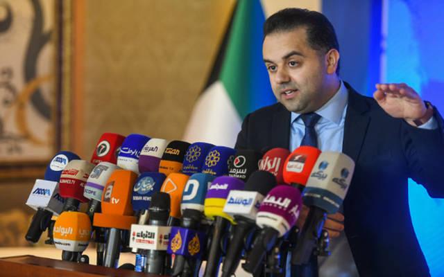 الدكتور عبدالله السند المتحدث الرسمي باسم وزارة الصحة الكويتية
